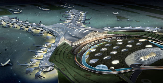"""Abu Dhabi International: """"The Best Airport in the Middle"""
